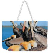 Pier Party Weekender Tote Bag