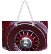 Pierce Arrow Fender Weekender Tote Bag