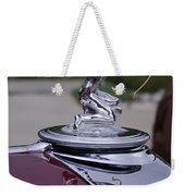 Pierce Arrow Hood Ornament Weekender Tote Bag