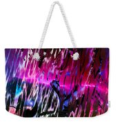 Piercing Aurora Weekender Tote Bag