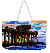 Pierscape Weekender Tote Bag