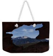 Pikes Peak 2012 Weekender Tote Bag