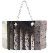 Pilars In Rome Weekender Tote Bag