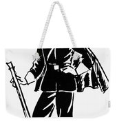 Pilgrim, 17th Century Weekender Tote Bag