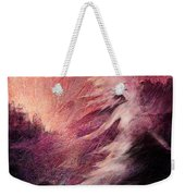 Pillar Of Salt Weekender Tote Bag