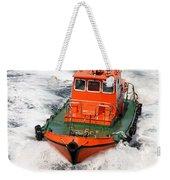 Pilot Boat - Dardanelles-canakkale Weekender Tote Bag
