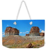 Pilot Butte Rock Formation Iv Weekender Tote Bag