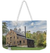 Pine Creek Grist Mill At Fall Weekender Tote Bag