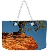 Pine On Rock Weekender Tote Bag