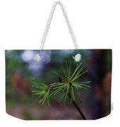 Pine Tree Weekender Tote Bag