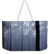 Pine Trees In Cloud In The Forest Corona Weekender Tote Bag