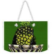Pineapple Study  Weekender Tote Bag