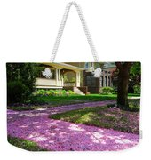 Pink Carpet Weekender Tote Bag