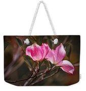 Pink Flower Tree Blossoms No. 247 Weekender Tote Bag
