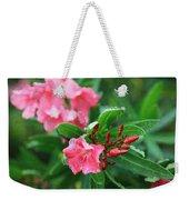 Coastal Flowers Weekender Tote Bag