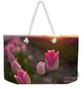 Pink Glory Weekender Tote Bag