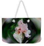 Pink Iris Energies Weekender Tote Bag