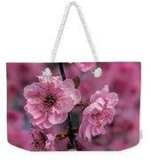 Pink On Pink Weekender Tote Bag