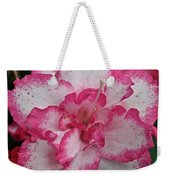 Pink Party Weekender Tote Bag