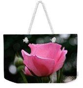 Pink Pearl Weekender Tote Bag