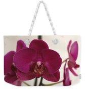 Pink Phalaenopsis Orchid  Weekender Tote Bag