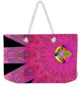 Pink Ribbon Of Hope Weekender Tote Bag