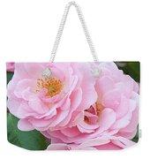Pink Roses II Weekender Tote Bag