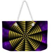 Pinwheel Weekender Tote Bag by Christopher Gaston