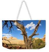 Pinwheel Tree Weekender Tote Bag