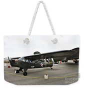 Piper L4 Grasshopper Usa Weekender Tote Bag