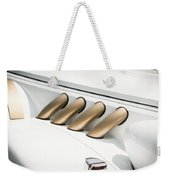 Pipes Weekender Tote Bag