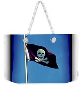 Pirate Flag Weekender Tote Bag