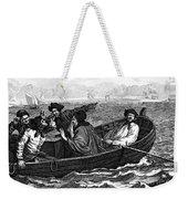 Pirates, 18th Century Weekender Tote Bag
