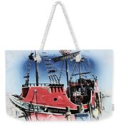 Pirates Ransom - Clearwater Florida Weekender Tote Bag