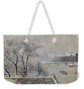 Pissarro: Louvre, 1902 Weekender Tote Bag