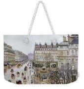 Pissarro: Theatre Francais Weekender Tote Bag