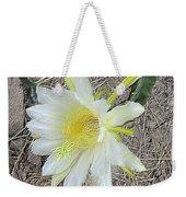 Pitaya Flower Weekender Tote Bag