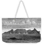 Pitcairn Island, 1879 Weekender Tote Bag