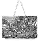 Pittsburgh, 1836 Weekender Tote Bag