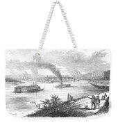 Pittsburgh, 1853 Weekender Tote Bag