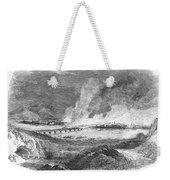 Pittsburgh: Fire, 1845 Weekender Tote Bag