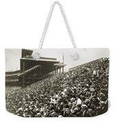 Pittsburgh: Forbes Field Weekender Tote Bag