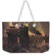 Pittsburgh: Furnaces, 1885 Weekender Tote Bag