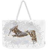 Pixel Pelicano Weekender Tote Bag