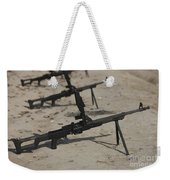 Pk General-purpose Machine Guns Stand Weekender Tote Bag