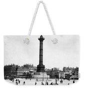 Place De La Bastille Weekender Tote Bag