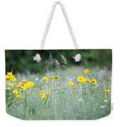 Plains Yellow Daisy Weekender Tote Bag