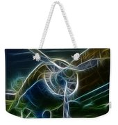 Plane Engine And Prop Weekender Tote Bag