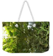 Plant Growth Experiment, Iss Weekender Tote Bag