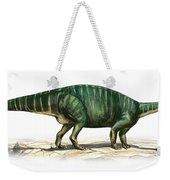 Plateosaurus Engelhardti, A Prehistoric Weekender Tote Bag